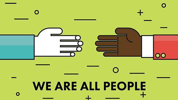 We are all people