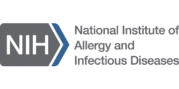 National Institute of Allergy and Infectious Diseases (NIAID) / National Institutes of Health (NIH) logo
