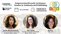 Empowering Diversity in Science: Gender in Academia and Publishing