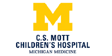 University of Michigan Pediatrics logo